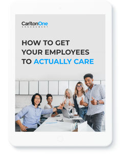 Free Ebook: How to Get Your Employees to Actually Care